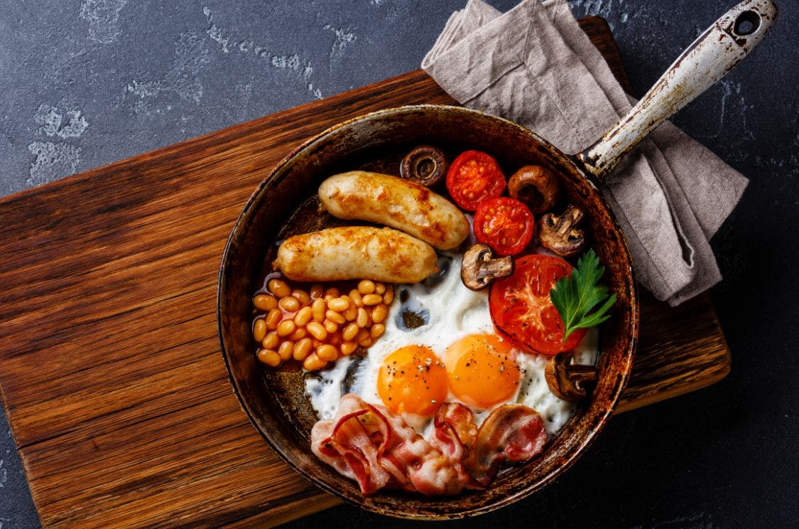 One Pan Fry-Up
