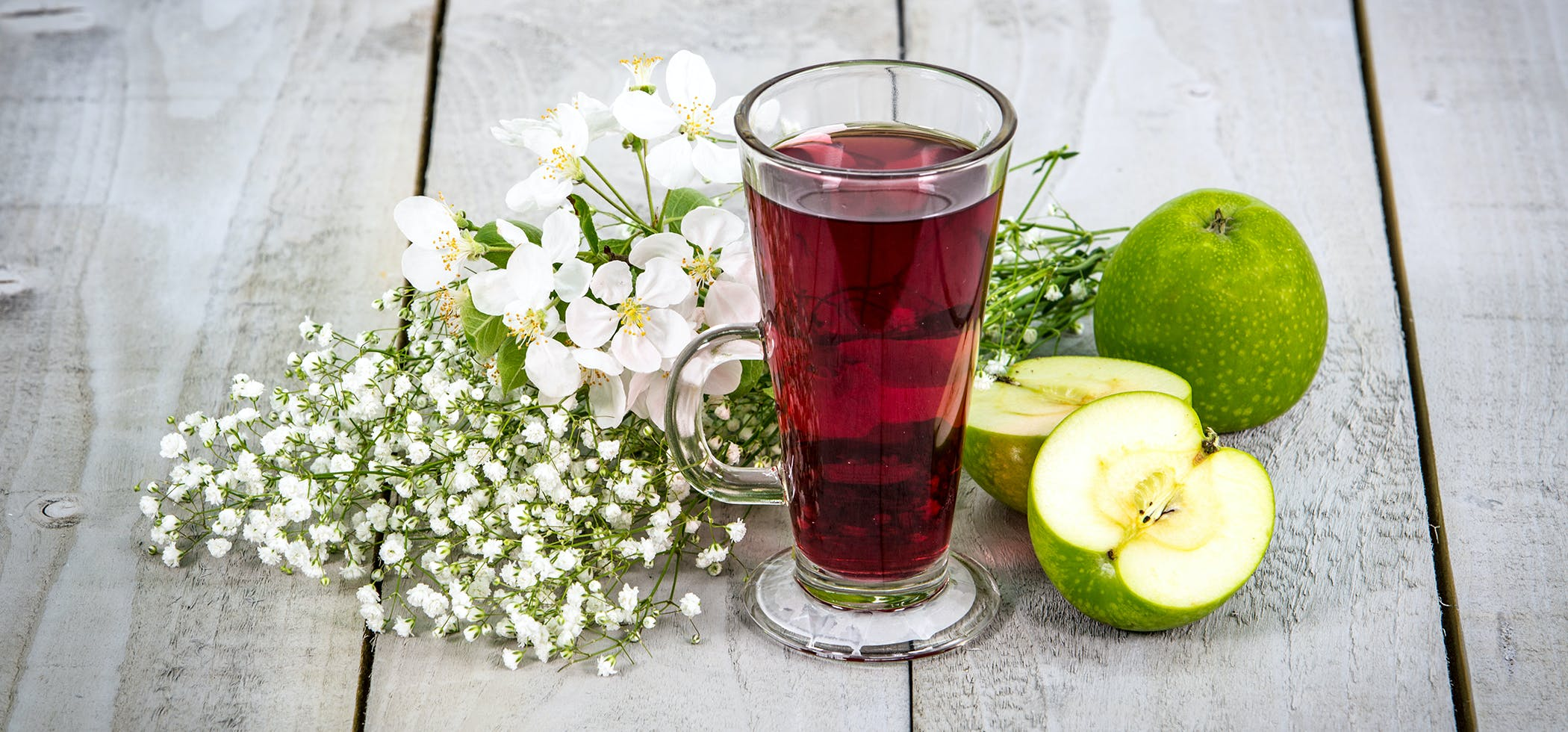 Cranberry and Apple Detox Juice