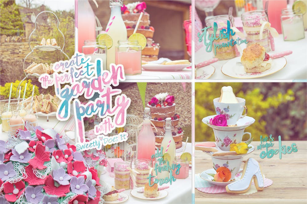 Create the perfect garden party
