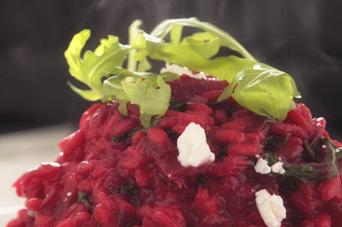Beat the January blues with Beetroot Risotto