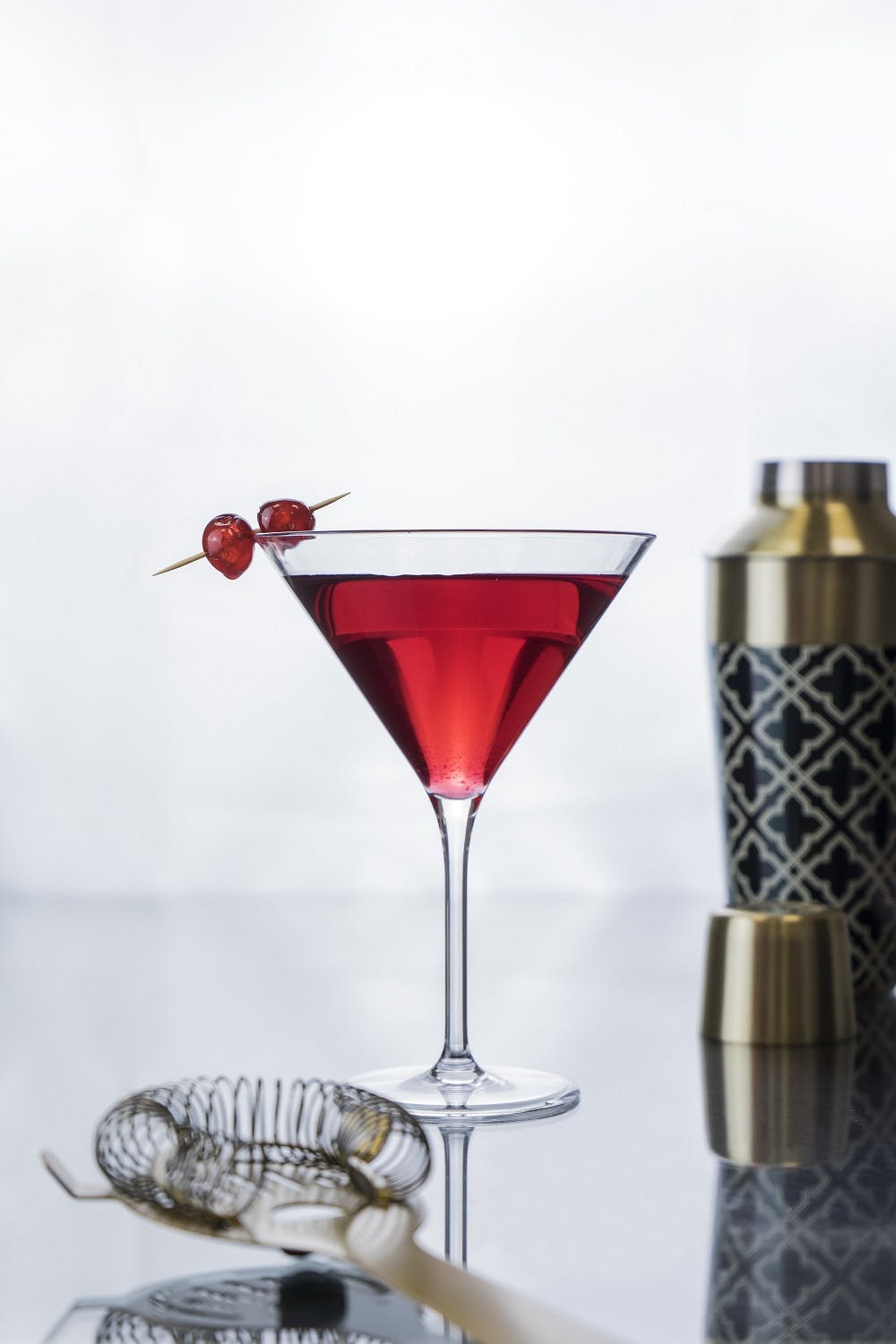 Choc Cherry Martini