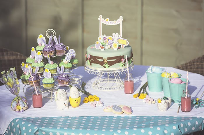 Ensure an eggstraordinary Easter party!