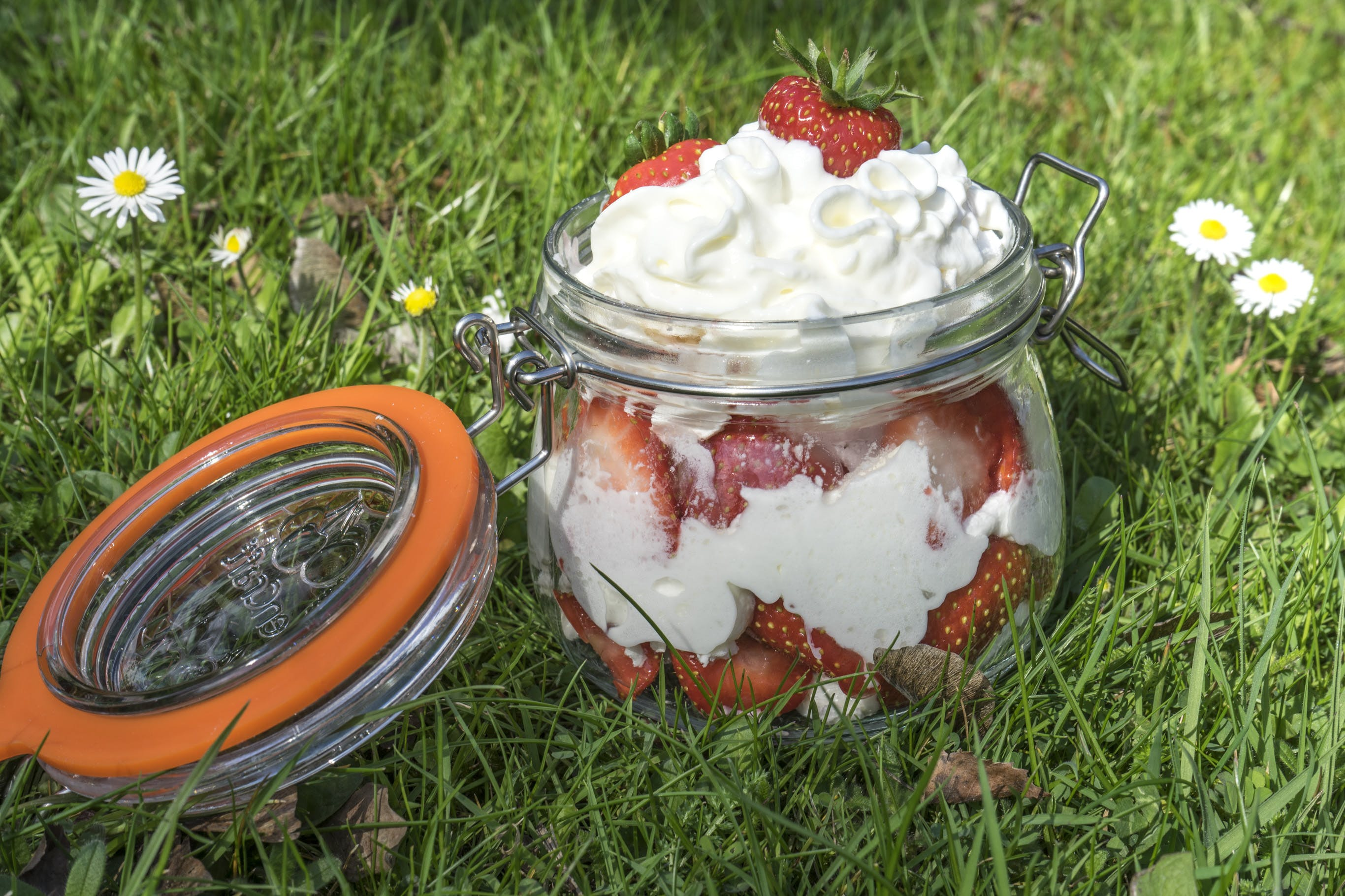 Summery Unmixed Eton Mess