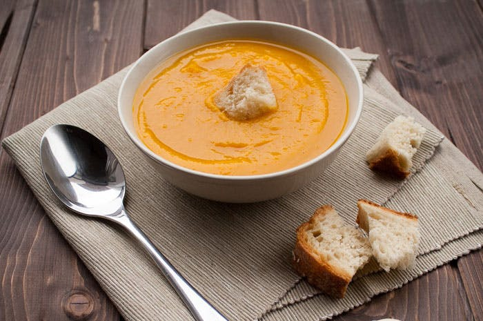 Left over pumpkin? Create a seasonal favourite!