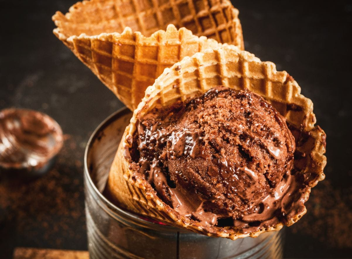 Incredibly Indulgent Dark Chocolate Ice Cream Recipe