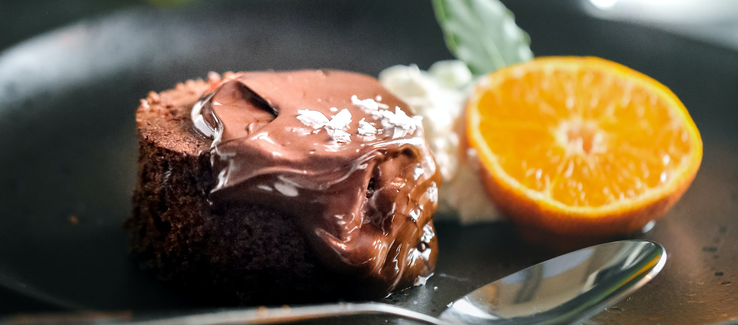 Chocolate Orange Fondant