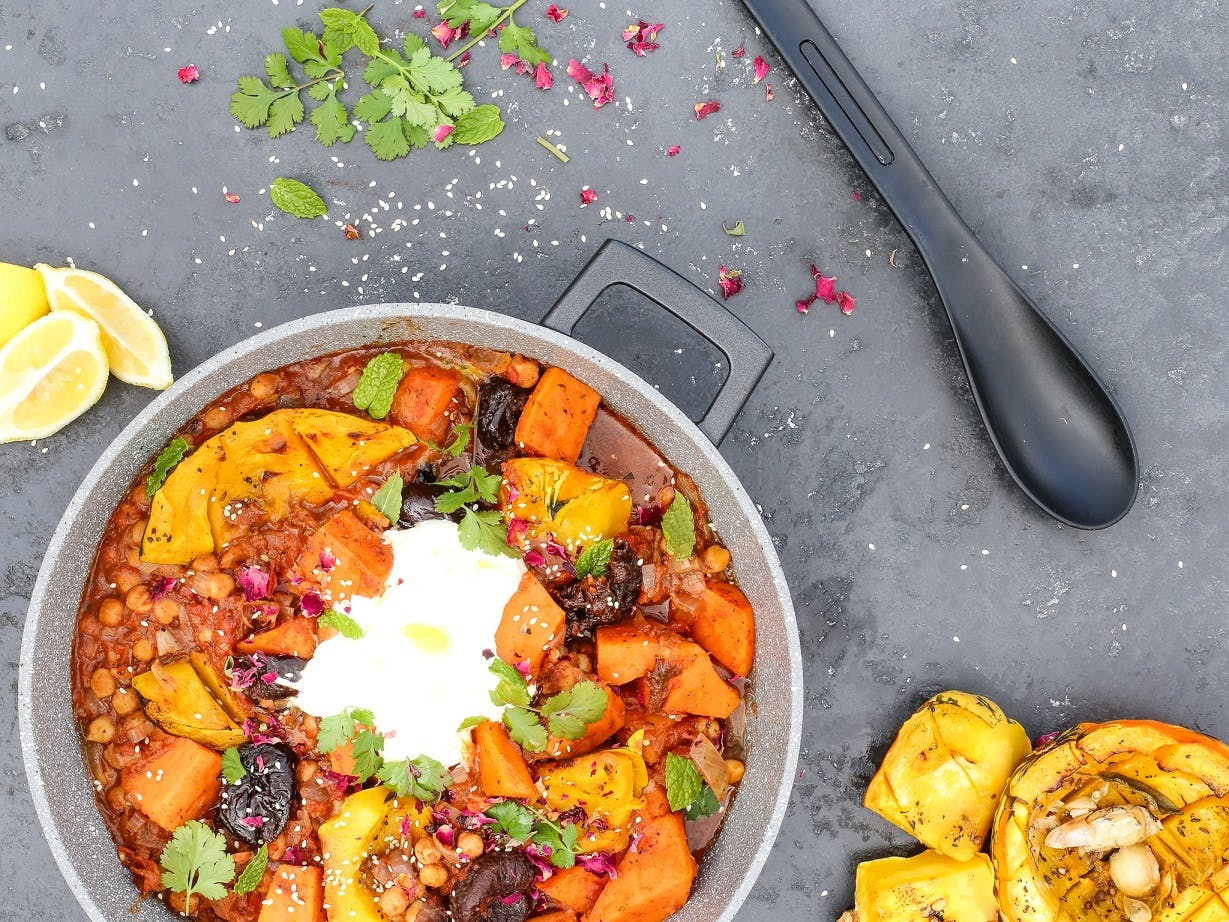 Full of Goodness Veggie Tagine