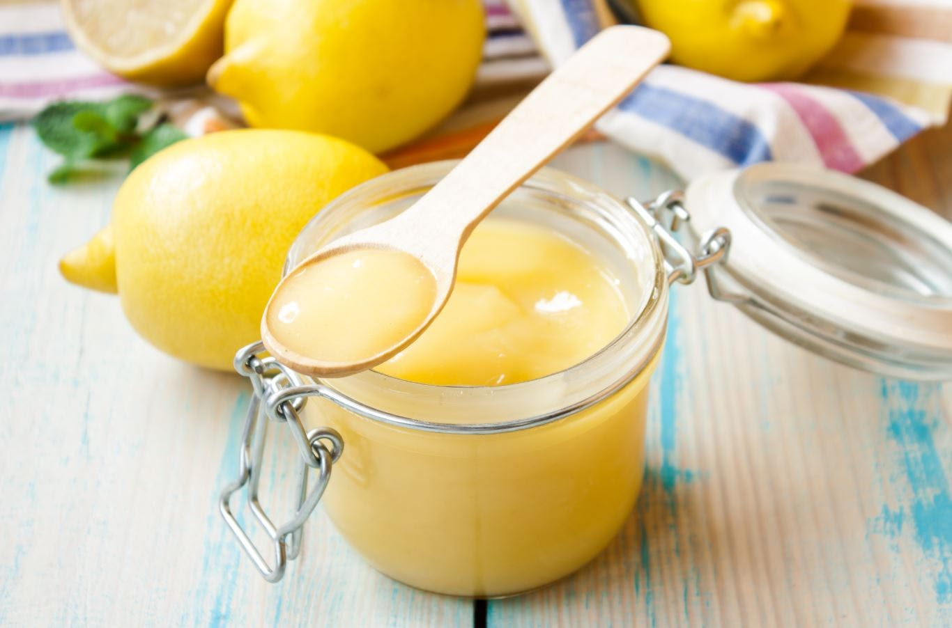 Lemon and Thyme Curd Recipe