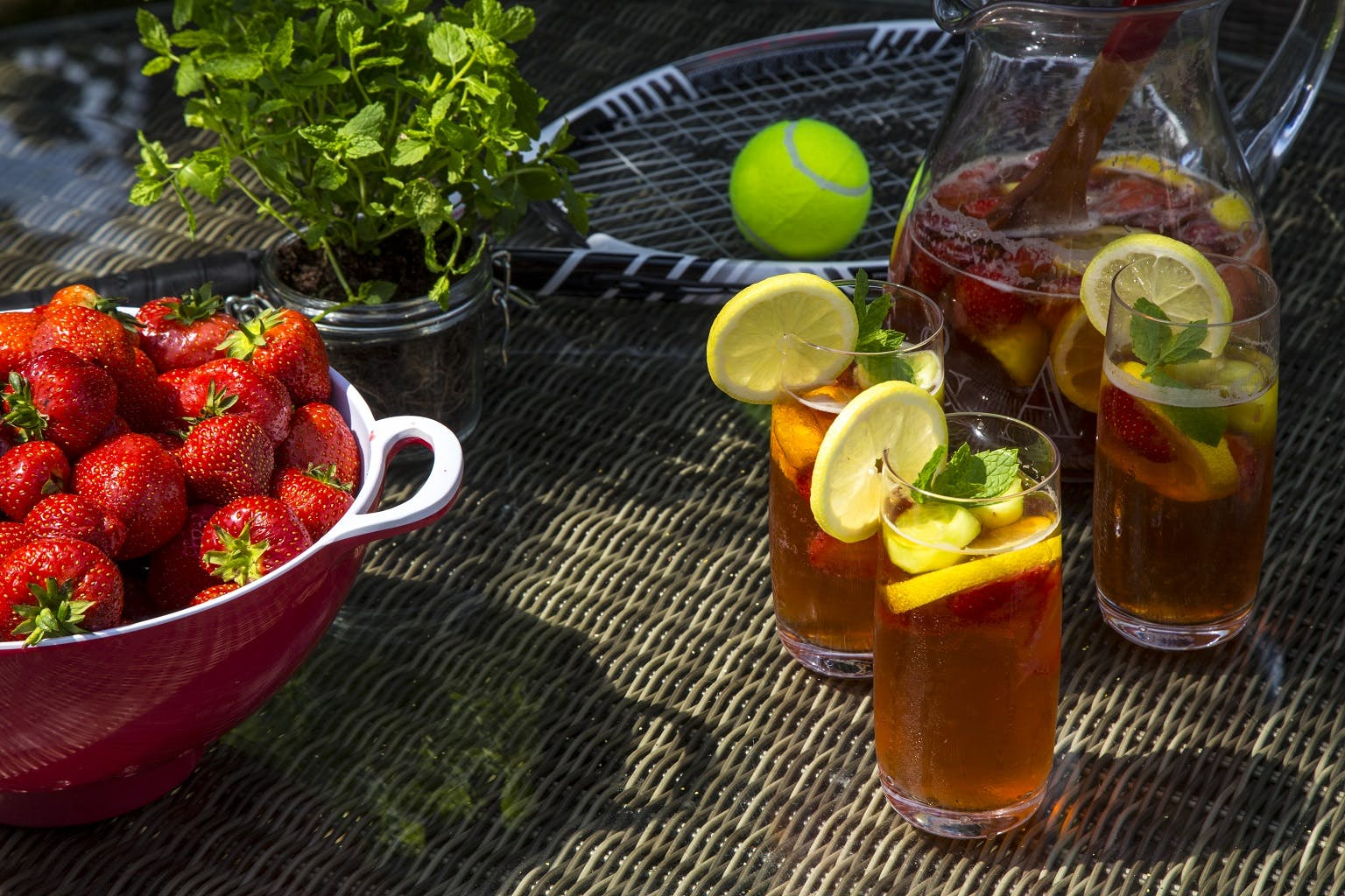 Perfect Serve Pimms