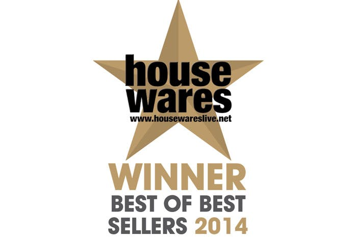 WE'VE WON THE BEST OF BEST SELLERS AWARD 2014!