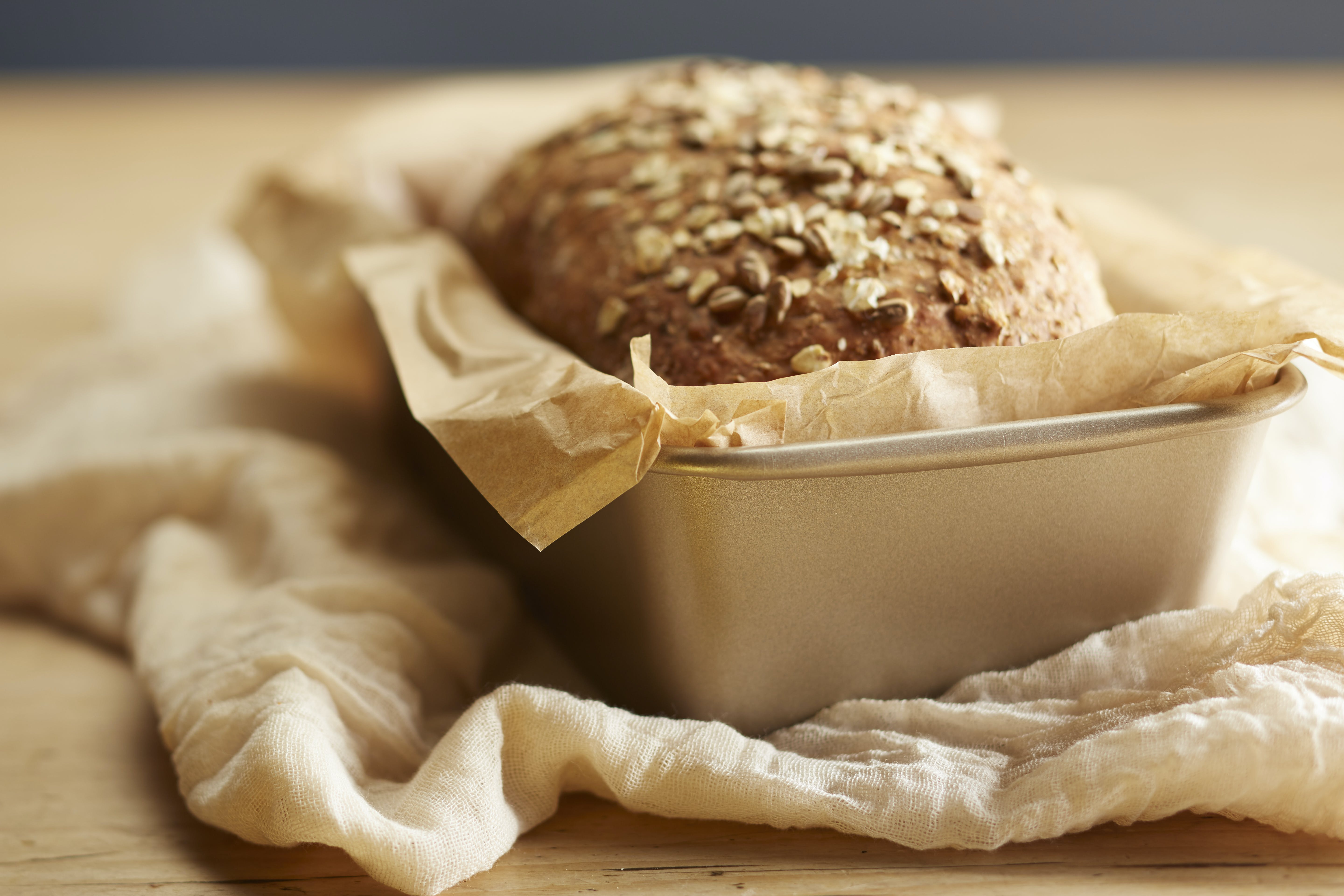 Rye and Spelt Bread