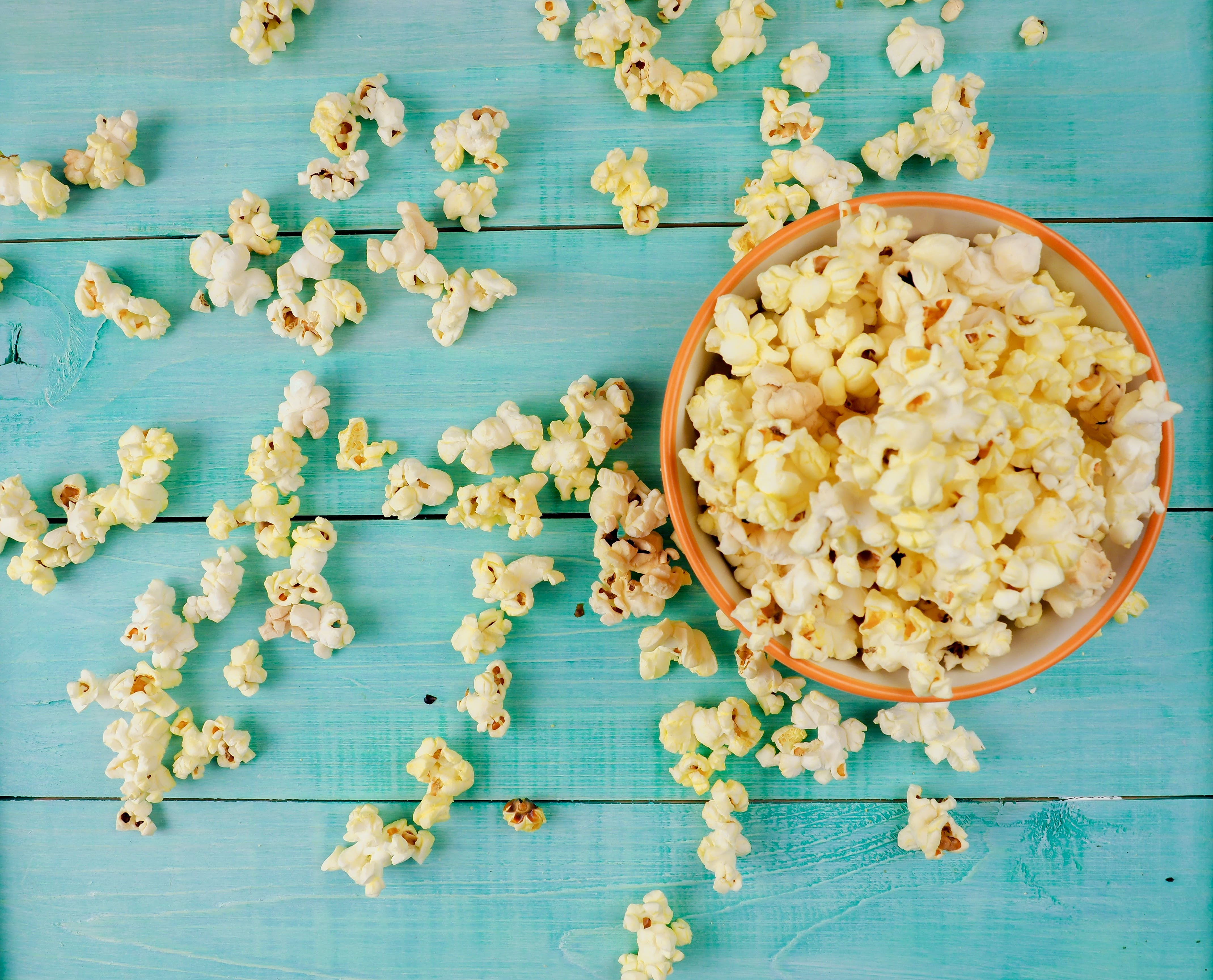 Sweet and Salty Microwave Popcorn