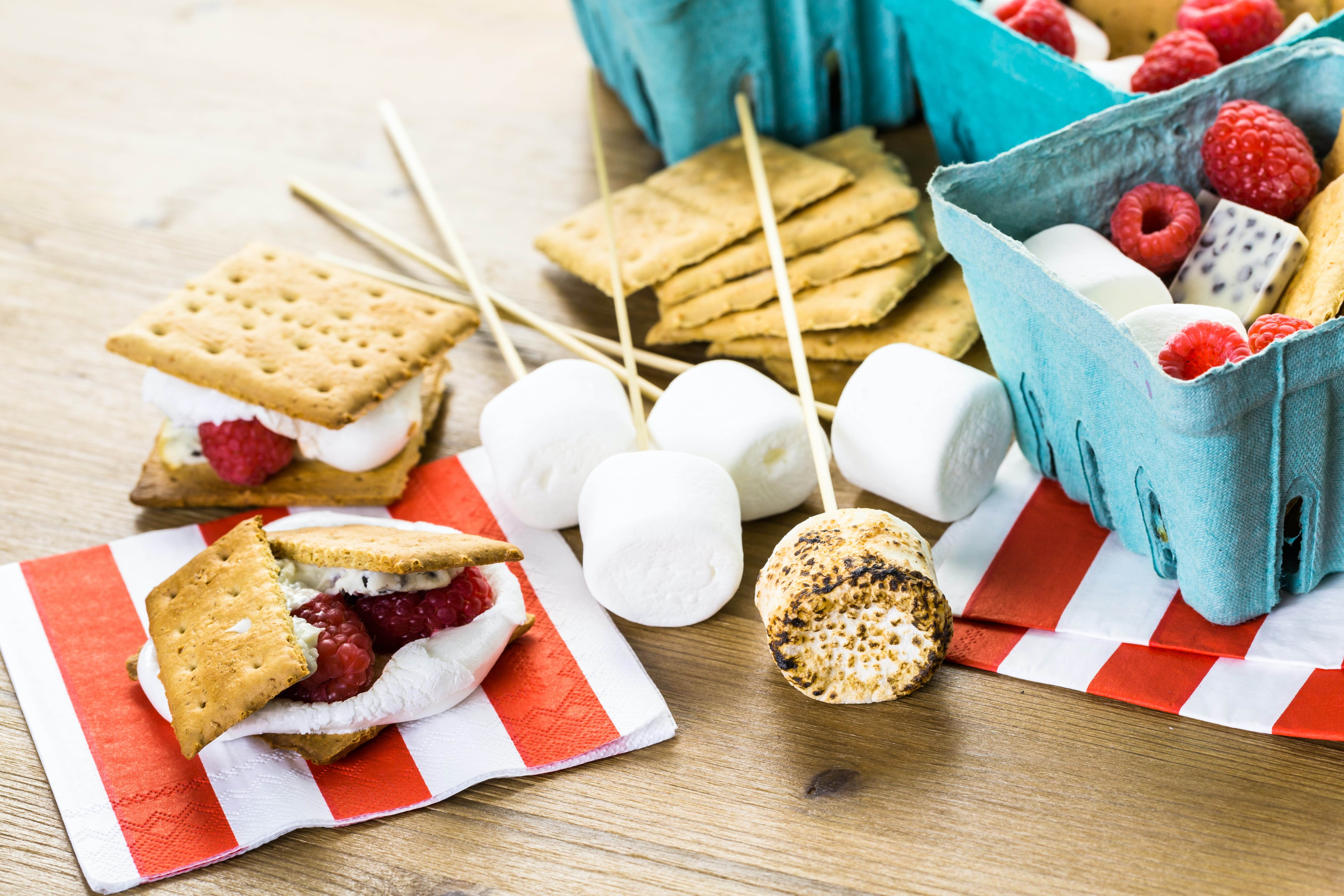 Summer Festival S'mores