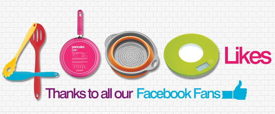 We have reached 4,000 Facebook fans!!