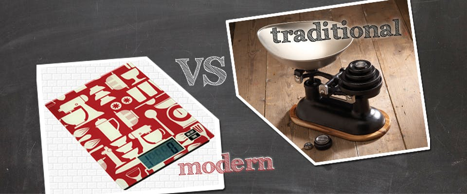 Modern chic Vs Traditional classics?