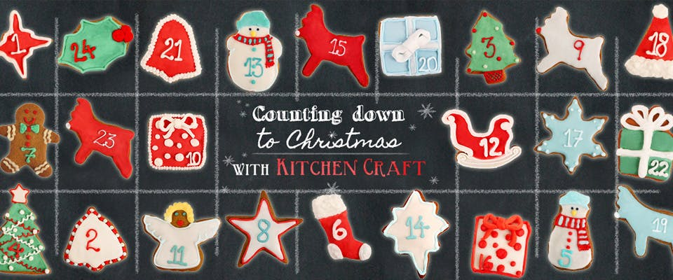 Counting Down to Christmas with Kitchen Craft