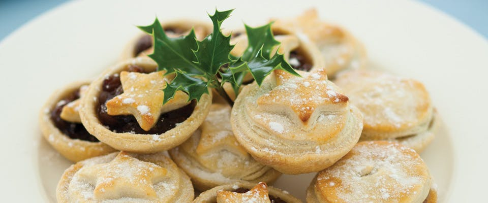 Delicious Mince Pies