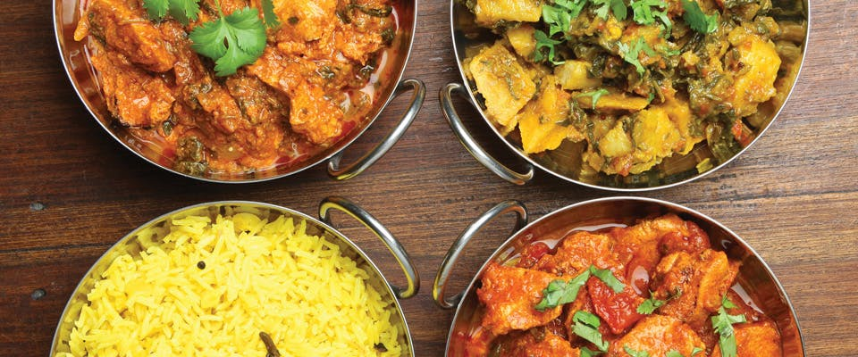 New World of Flavours Indian Additions