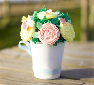 Mother's Day Cupcake Bouquet
