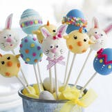 Easter Cake Pops (Makes 20 Pops)