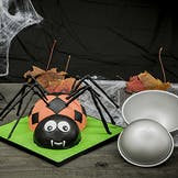 Boris the spider cake