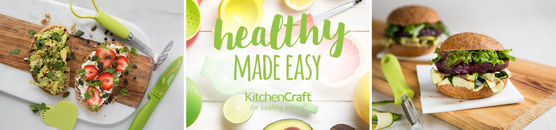 Healthy Eating | KitchenCraft