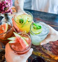 Cheers to GIN! Especially the chili lime gin fizz – it's so nice! #gin #lovegin #gindulge #BarCraft #cheers