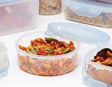 Circular Containers