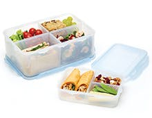 Multiple Compartment Containers