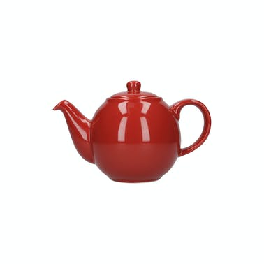 London Pottery Globe® 2 Cup Teapot Red