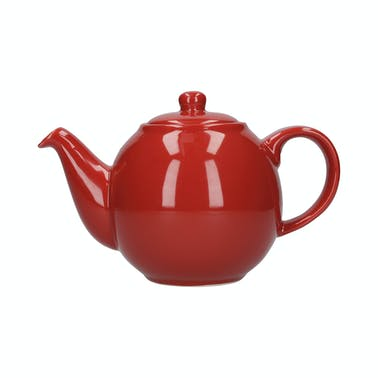 London Pottery Globe® 6 Cup Teapot Red