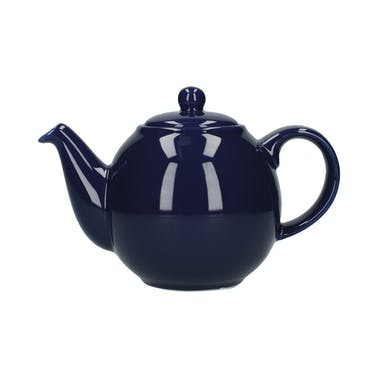 London Pottery Globe® 6 Cup Teapot Cobalt Blue