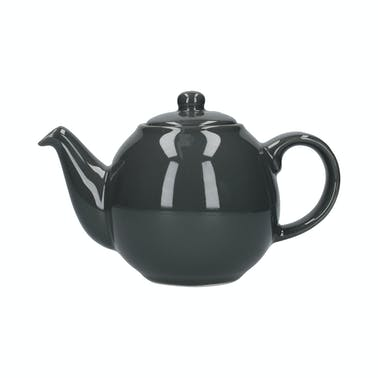 London Pottery Globe® 6 Cup Teapot London Grey