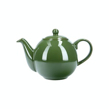 London Pottery Globe 4 Cup Teapot Green
