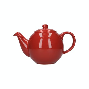London Pottery Globe® 4 Cup Teapot Red
