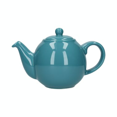 London Pottery Globe® 6 Cup Teapot Aqua