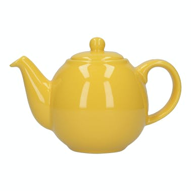 London Pottery Globe® 10 Cup Teapot New Yellow