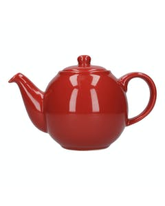 Photo of London Pottery Globe® 10 Cup Teapot Red