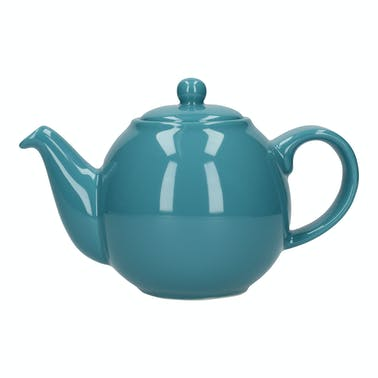 London Pottery Globe® 10 Cup Teapot Aqua