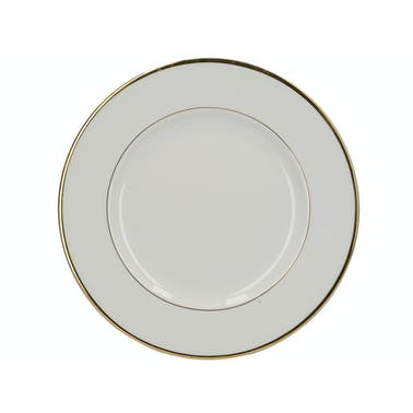 Mikasa Camero Gold 10.75 Inch Dinner Plate