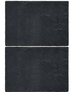 Photo of Creative Tops Naturals Pack Of 2 Slate Placemats