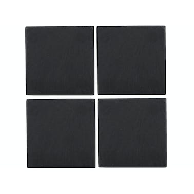 Creative Tops Naturals Pack Of 4 Slate Coasters