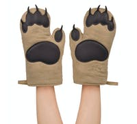 Fred Bear Hands Oven Gloves