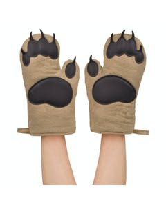 Photo of Fred Bear Hands Oven Gloves
