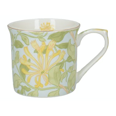 Victoria and Albert William Morris Honeysuckle Palace Mug