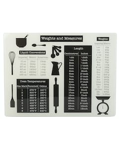 Photo of Everyday Home Weights And Measures Glass Work Surface Protector