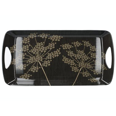 Creative Tops Silhouette Small Luxury Handled Tray