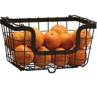 Mikasa Gourmet General Storage Wire Basket
