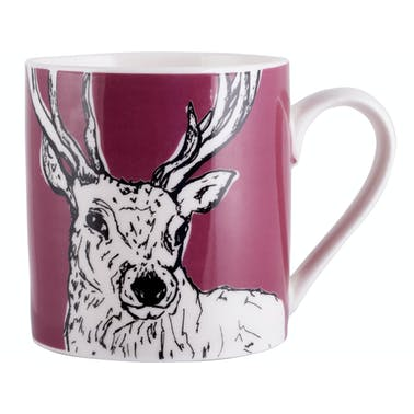 Creative Tops Into The Wild Stag Can Mug