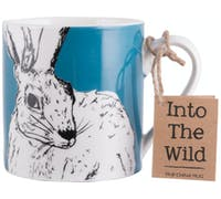 Creative Tops Into The Wild Hare Can Mug